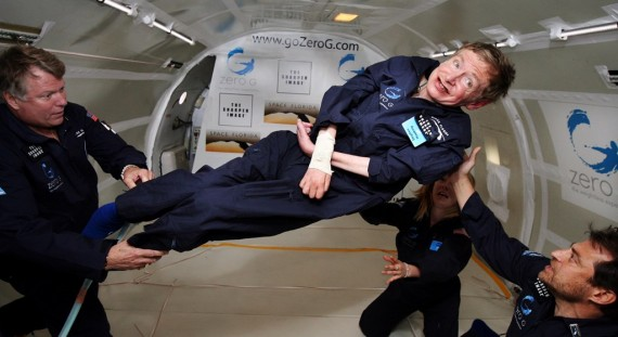 R.I.P. Stephen Hawking 1942-2018, a renowned physicist and ambassador of science.
