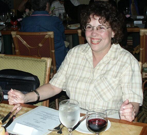 Judith Diane Stone